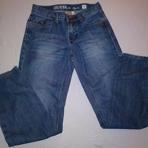 Girls straight leg jeans